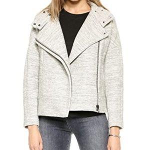 J. Brand Pallenberg Wool Moto Jacket